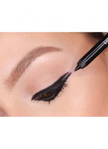 Infinite Pencil Eyeliner, Black, Water-resistant