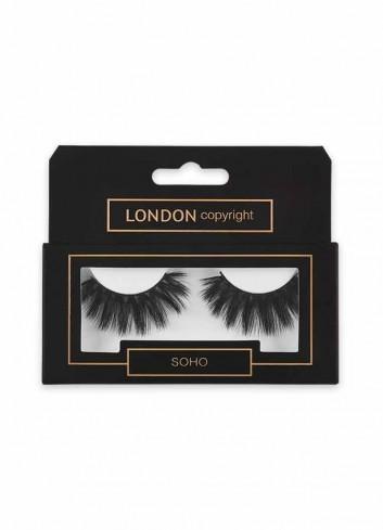 3d Silk False Eyelashes, Soho