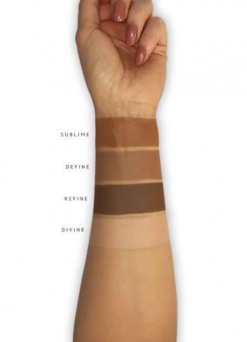 Magnetic Contour Palette Swatches