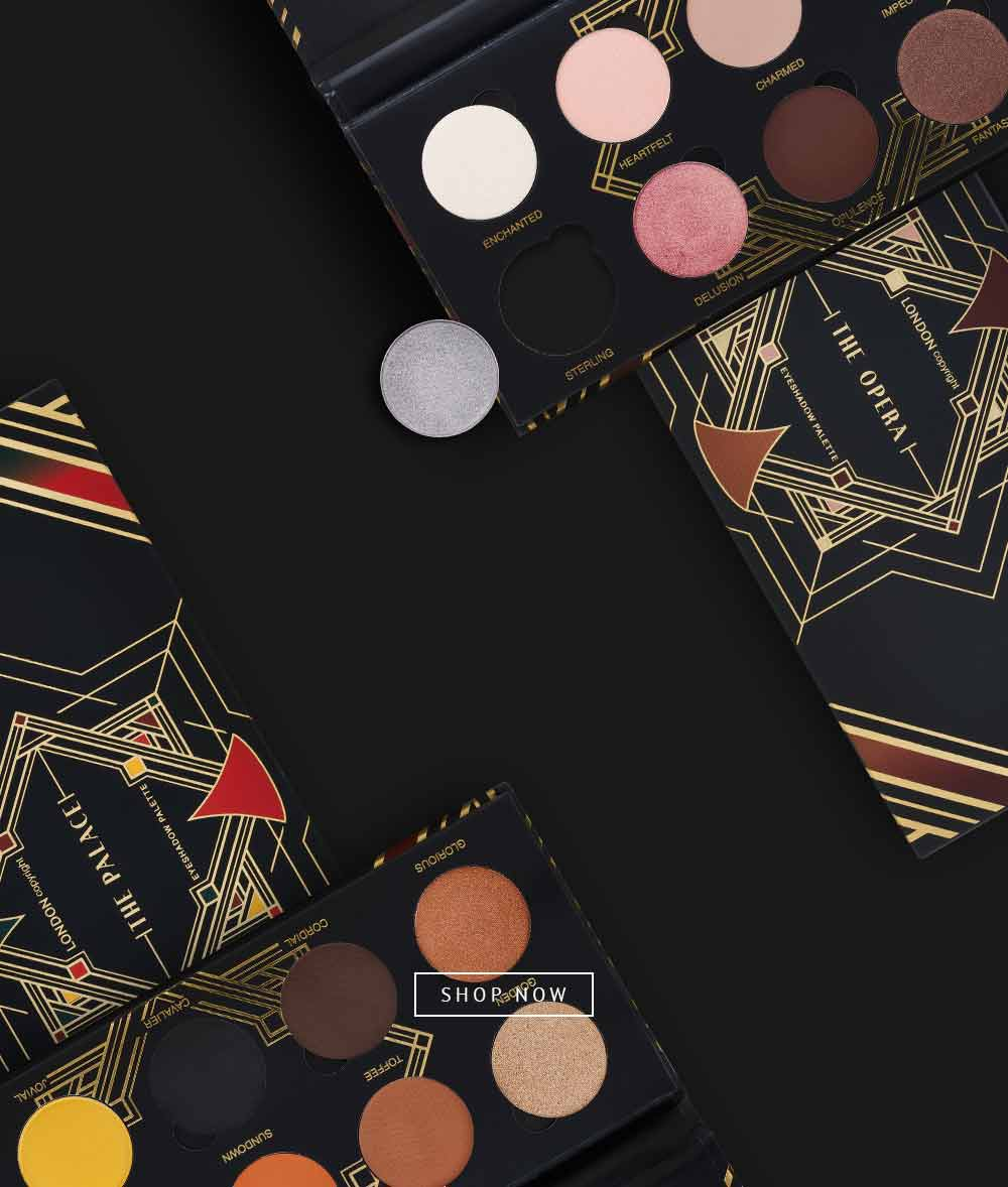 London Copyright Eyeshadow Collection