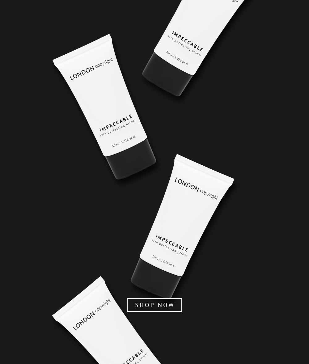London Copyright Impeccable Face Primer